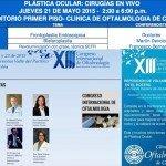Plastica Ocular: Cirugias en Vivo – Colombia [21.05.2015]