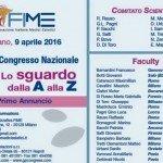 3° Congresso Nazionale FIME [9 apr 2016]